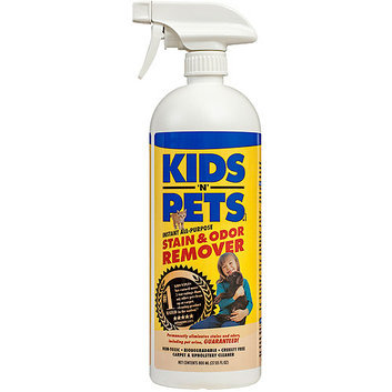 Kids 'N' Pets Instant All-Purpose Stain And Odor Remover