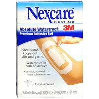 Nexcare Absolute Waterproof Premium Adhesive Pad 2 3/8