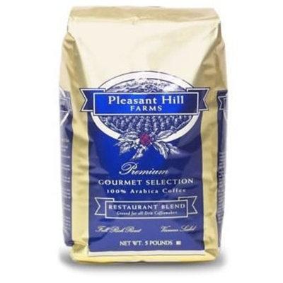Pleasant Hill Farms Premium Selection Ground Coffee Bland 5 lb. Bag