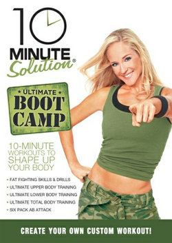 Jessica Smith's 10 Minute Solution Ultimate Bootcamp