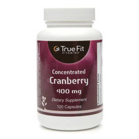 True Fit Vitamins Concentrated Cranberry