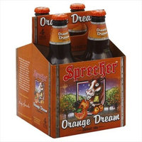 Genevieve Cosmetics Sprecher, Soda Orng Drm 4Pk, 64 FO (Pack of 6)