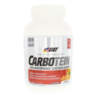 GAT Carbotein Orange - 1.75 kg (3.85 lbs)