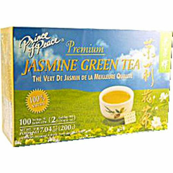Prince of Peace Premium Jasmine Green Tea 100 Tea Bags