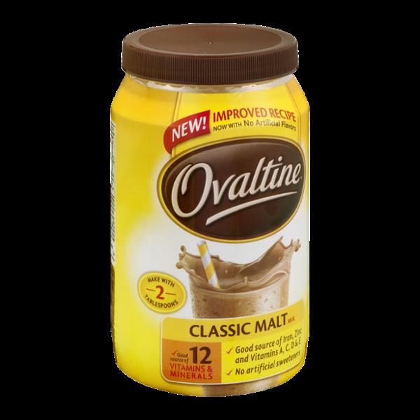 Ovaltine Classic Malt Mix