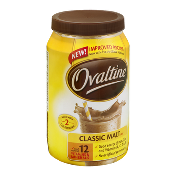 Ovaltine Classic Malt Mix