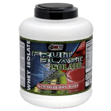 4Ever Fit Whey Protein Isolate, Fruit Blast the Isolate, Lemon Iced Tea