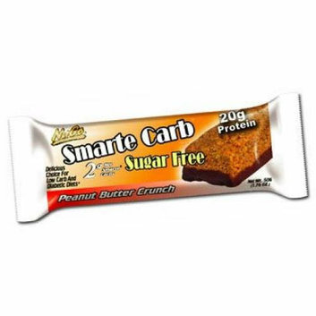 Nugo Nutrition Smarte Carb Bar Peanut Butter Crunch Case of 12 1.76 oz