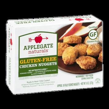 Applegate Naturals Chicken Nuggets Gluten-Free - 18 CT