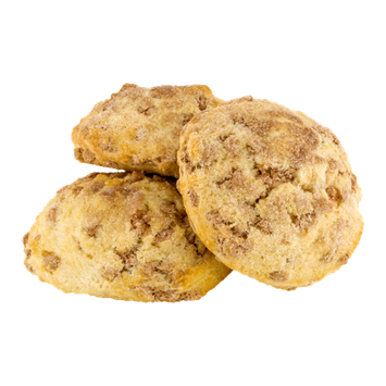 Hot Cakes Bakery Scones Cinnamon Chip - 3 CT