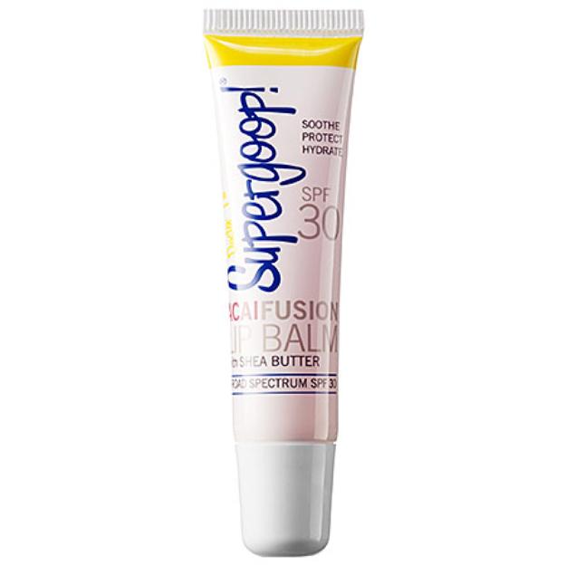 Supergoop! AcaiFusion SPF 30 Lip Balm Sheer Pink