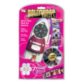 Dollar General Hollywood Nails All-In-One Nail Art System