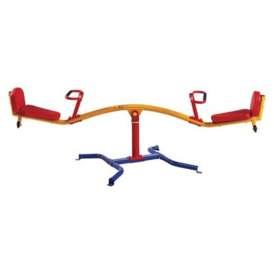 Gym Dandy Teeter-Go-Round - Multicolor