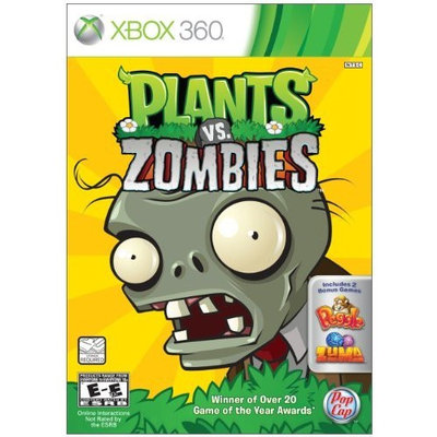 PopCap Games Plants Vs. Zombies [Standard, Xbox 360]