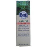 Toms Of Maine Tom's of Maine - Spearmint Whole Care Paste, 5.2 oz toothpaste