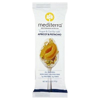 Mediterra - Yogurt & Oat Bar Apricot & Pistachio - 1.6 oz.