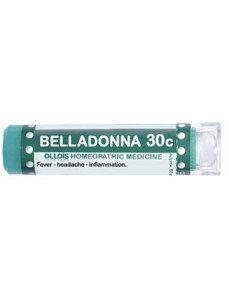 Ollois Homeopathic Medicine - Belladonna 30 C - 80 Pellets