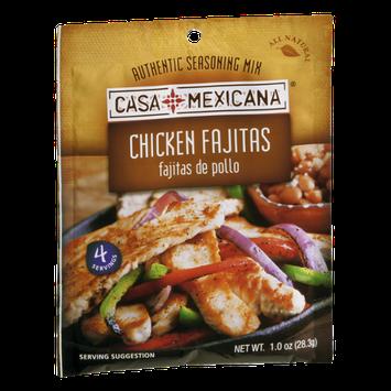 Casa Mexicana Seasoning Mix Chicken Fajitas