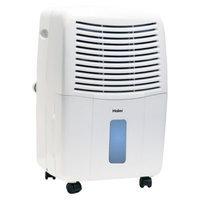 Haier 45 Pint Electronic Dehumidifier White