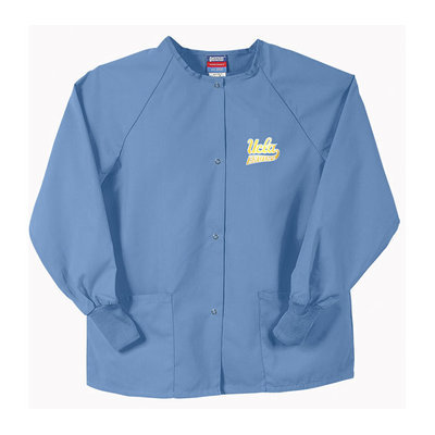 NCAA GelScrubs Crimson Nursing Jacket - University of California Bruins -  UCLA