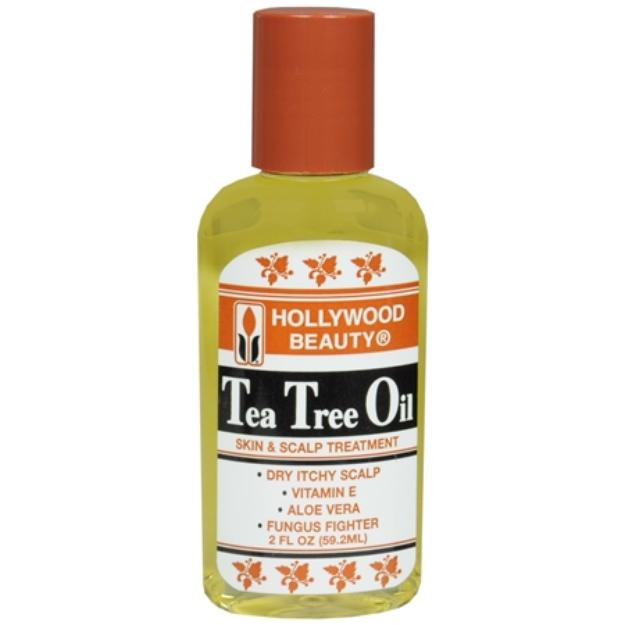 Hollywood Beauty Tea Tree Oil Skin & Scalp Treatment