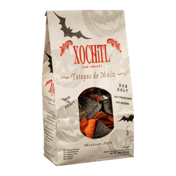 Xochitl Thin & Crispy Stone-Ground Corn Chips Mexican Style