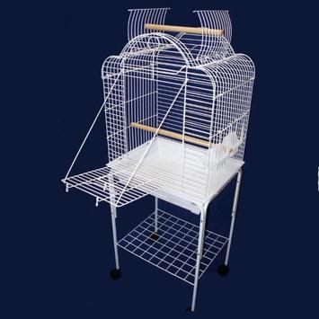 Yml Group Inc YML Scallop Playtop Bird Cage