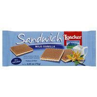 Loacker Milk-Vanilla Wafers