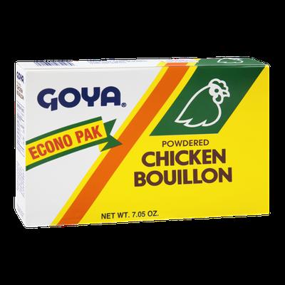 Goya Chicken Bouillon Powdered