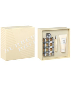 Burberry Brit Gift Set