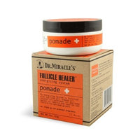 Dr. Miracle's Follicle Healer Energizing System Hair Pomade, 2 Ounce