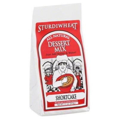 Sturdiwheat Shortcake Mix, 11-Ounce (Pack of 4)