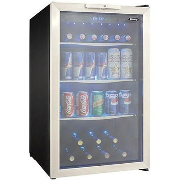 DANBY 124.00 Beverage cans Beverage Center