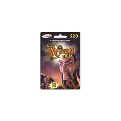 Wizard 101 $20