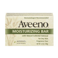 Aveeno Moisturizing Bar for Dry Skin