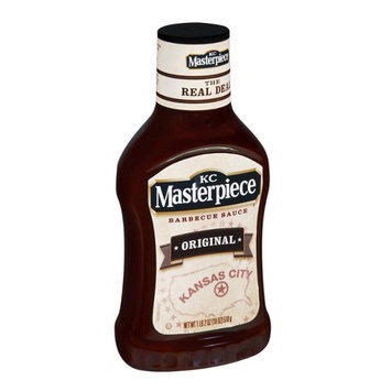 KC Masterpiece Original Kansas City Barbecue Sauce