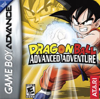 Atari Dragon Ball Advanced Adventure