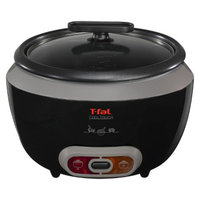 T-Fal Cool Touch Rice Cooker - Black