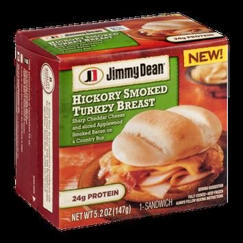 Jimmy Dean Hickory Smoked Turkey Breast Sandwich