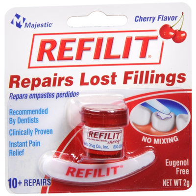 Refilit Cherry Flavored Filling Material