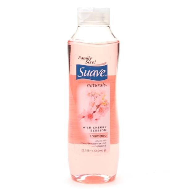 Suave® Naturals Shampoo Wild Cherry Blossom