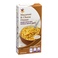 Ahold Macaroni & Cheese Dinner with 50% Whole Grain Pasta