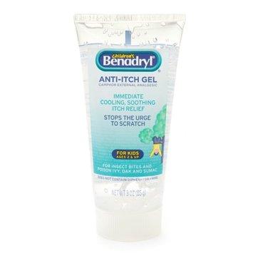 Children's Benadryl Anti-Itch Gel