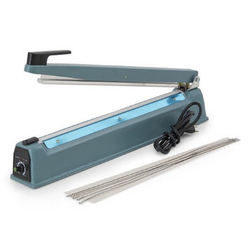 ARKSEN Electric Impulse Bag Sealer Heat Seal Closer Cellophane Bag Sealers CE Listed