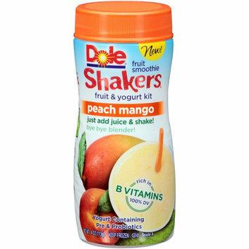 Dole Shakers Peach Mango Fruit Smoothie Fruit & Yogurt Kit