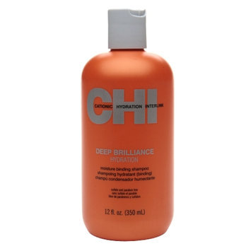 CHI Deep Brilliance Hydration Moisture Binding Shampoo