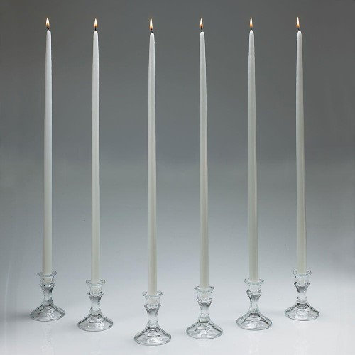 Light Technology Pub Light In the Dark New Taper Candles (Set of 12)