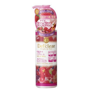 Meishoku DETCLEAR FACIAL PEELING GEL (MIX BERRY)