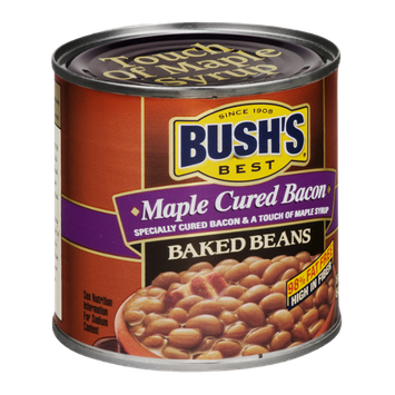 Bush's Baked Beans Maple Cured Bacon