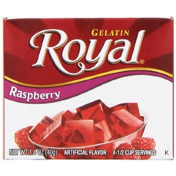 Royal Gelatin, Raspberry